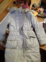 Отдается в дар куртка на осень