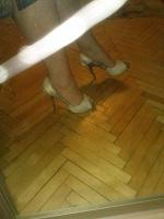 Отдается в дар Туфли от Аллы Пугачёвой