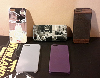 Отдается в дар Чехлы для IPhone 5