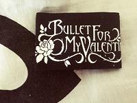 Отдается в дар Напульсник bullet for my valentine
