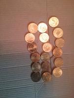Отдается в дар Монеты Г В С