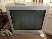 Отдается в дар Телевизор AV-2104CE JVC