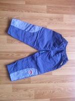 Отдается в дар Болоневые брюки для мальчика 86 см