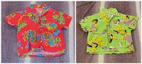 Отдается в дар Рубашки детские времён советских