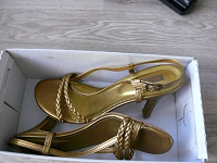 Отдается в дар Обувь летняя, новая, Бразилия