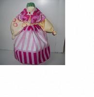 Отдается в дар Кукла-оберег Вера