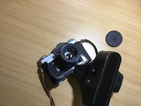 Отдается в дар Фотоаппарат Зенит