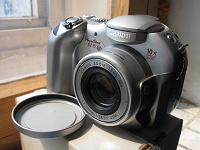 Отдается в дар Фотоаппарат Canon S1 is.