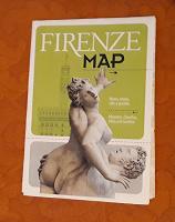 Отдается в дар Карта Флоренции