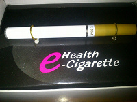 Отдается в дар электронная сигарета