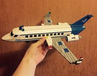 Отдается в дар Лего. Самолет