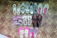 Отдается в дар обувь в село для девочки, р. 33-35