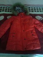 Отдается в дар Финская куртка на рост 146-158