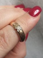 Отдается в дар Золотое кольцо размер 18.5