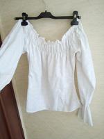 Отдается в дар Летняя блузка 44-46