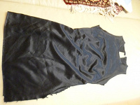 Отдается в дар Черное мини платье 40-42 / 158-161