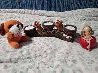Отдается в дар Подсвечник, шкатулка, игрушка