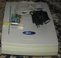 Отдается в дар Сканер Mustek 12000 sp plus (Windows XP, 2000)