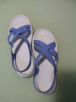 Отдается в дар Пляжная обувь сланцы 41р-р