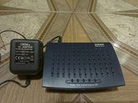 Отдается в дар ADSL модем для МГТС ZTE 831
