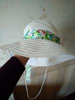Отдается в дар Летняя шляпа