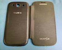 Отдается в дар Чехол и части Galaxy S III