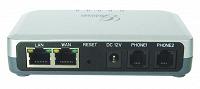 Отдается в дар VoIP адаптер Grandstream HT502