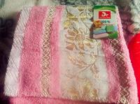 Отдается в дар И снова полотенца