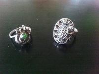 Отдается в дар Кольца серебряные