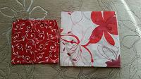 Отдается в дар Красно-белые салфетки для декупажа