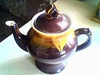 Отдается в дар Чайник керамический