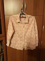 Отдается в дар Женская блузка- рубашка