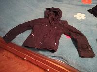 Отдается в дар куртка черная 42 р женская