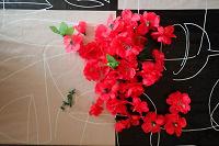 Отдается в дар цветы искусственные для ХМ