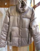 Отдается в дар куртка М Л ж. деми и зима