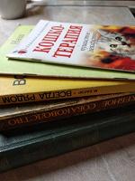 Отдается в дар Книги и буклеты про собак, кошек и охоту