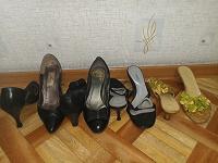 Отдается в дар Шлепки, туфли 37 размер.