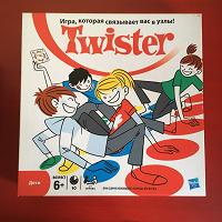 Отдается в дар Игра Twister