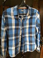 Отдается в дар рубашка 148 — 152