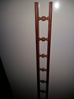 Отдается в дар Украшение для мебели — «балкон»