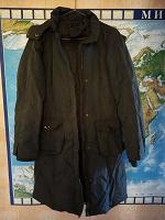 Отдается в дар Пуховое пальто