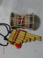Отдается в дар деревянный барабан