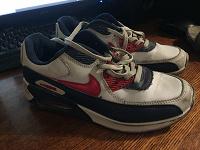 Отдается в дар Кроссовки Nike 36 размер