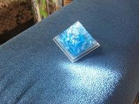 Отдается в дар Пирамида-пазл