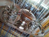 Отдается в дар Мельхиоровый кофейный набор