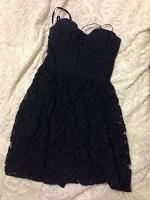 Отдается в дар Платье короткое XS