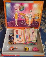 Отдается в дар Магнитные игры для девочек
