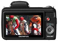 Отдается в дар Цифровой фотоаппарат Olimpus SP-810UZ (скорее всего, на запчасти) — снова в рабочем состоянии