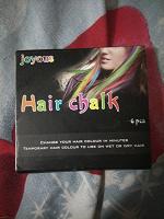 Отдается в дар Цветные мелки для волос