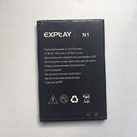 Отдается в дар Батарейка для телефона Explay